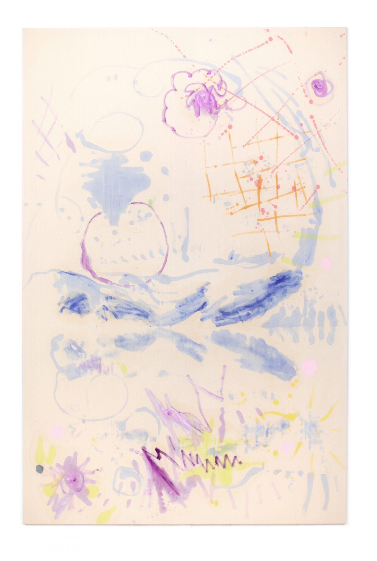 Gunna-Schmidt-A-Joyous-Flow-of-Endless-Becoming-World1-240-x-155-cm-oil-on-cotton-duck-img-Matthias-Kindler-bA35R4466-e1482698442889