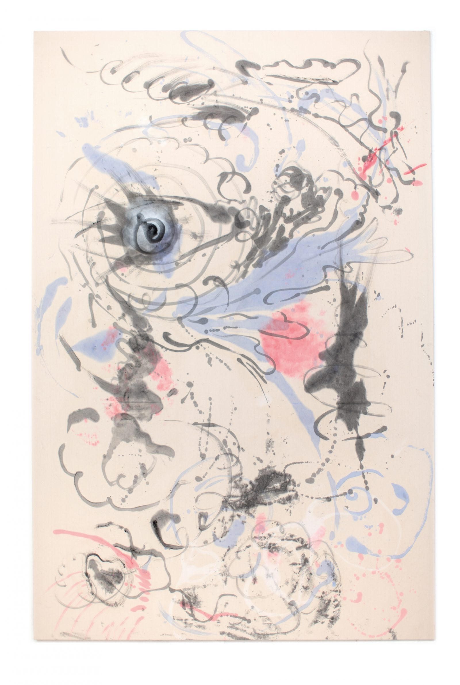 Gunna-Schmidt_A-Joyous-Flow-of-Endless-Becoming-Enigma-No1_-240-x-155-cm_-oil-on-cotton-duck_img-Matthias-Kindler_bA35R4673-e1482699439645